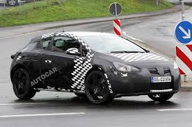 vauxhall astra vxr black new 280bhp astra vxr scooped autocar
