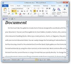 How Do I Find Resume Templates On Microsoft Word 2007 Customize The Default Line Spacing In Word 2007 U0026 2010