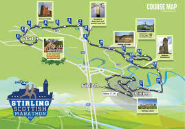 Stirling Scotland Map Kippen Trail Race Kippenr Twitter