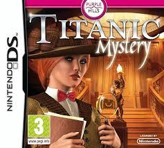 titanic mystery nintendo ds amazon co uk pc u0026 video games