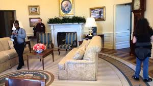 president bush u0027s oval office youtube