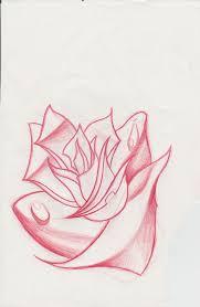 new rose sketch kane broadus drawings u0026 illustration