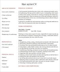 barber resume template resume sle