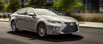 lexus used car finance deals 2016 lexus es luxury sedan certified pre owned