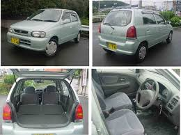 2000 used car suzuki alto epo 5 sedan rhd 35000km gas petrol