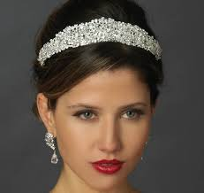 wedding tiara royal collection stunning swarovski wedding tiara