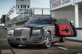 roll royce phantom custom rolls royce phantom coupe goodwood official photos digital trends