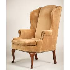 Queen Anne Wingback Chair Leather Sofa Antique Wingback Chair Antique Wingback Chair Ebay U201a Antique