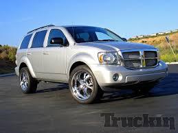 Dodge Durango Truck - cost effective modifications on a 2008 dodge durango web