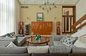 gray tweed sofa interior design ideas