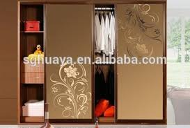 Bedroom Wardrobes Designs Modern Bedroom Sliding Door Wardrobe Design Indian Bedroom