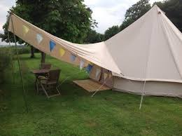 Bell Tent Awning Bell Tent
