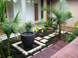 home and yard design simple front garden modern home and yard tended landscaping ideas