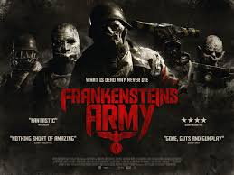 frankenstein u0027s army 2013 horror news reviews u0026 horror movie