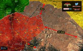 Map Of Turkey And Syria by Syrian Army Liberates Two Villages Near Al Bab Amid Clashes With