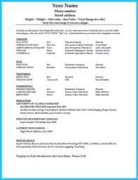 dance resume examples best dance career stuff images on pinterest