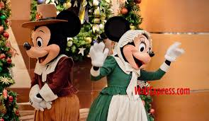 10 must s for a thanksgiving celebration disney style
