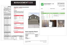 property inspection report template inspection software mobile app for residential property management customized inspection report snapinspect