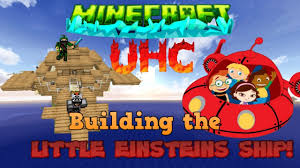 uhc einsteins ship minecraft hypixel tapl v5
