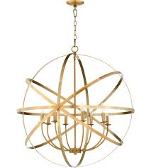 Sphere Ceiling Light Quorum 6009 8 80 Celeste 33 Inch Aged Brass Chandelier Ceiling