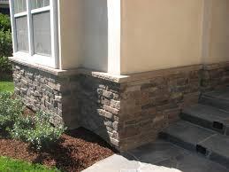 of cracks damage in block foundation walls