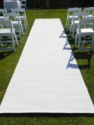 white aisle runner 4 x 25 white aisle runner beautiful moments party rentals