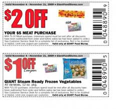 food coupons food stores new 2 5 meat and 1 frozen veggies