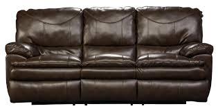 Nolan Reclining Sofa Catnapper Recliner Sofas Lay Flat Reclining Sofa In Granite For