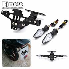 motorbike accessories motorbike conversion scooter moped license plate frame licence