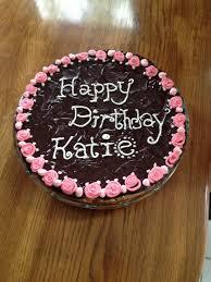 birthday cookie cake birthday pinterest cookie cakes my