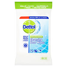surface cleansers dettol antibacterial cleansing floor wipes