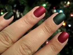 goose u0027s glitter the 12 days of christmas nails day 4 red and