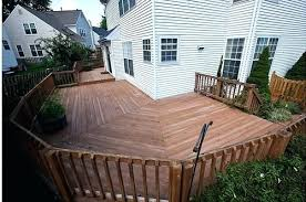 wrap around deck designs wrap around deck plans rotunda info