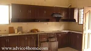 kitchen design wood cherry wood modular kitchen design