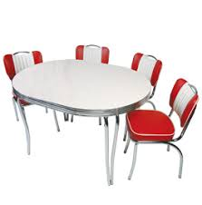 1950s furniture diner booths retro seating stools