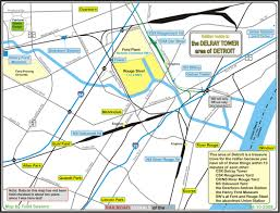Maybury State Park Map Delray Detroit Map Image Gallery Hcpr