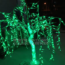 led landscape tree lights supply willow crystal led landscape tree lights tree tree l light
