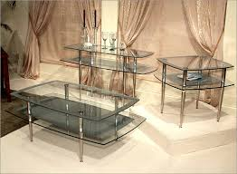 Glass Coffee Table Set Magnussen Furniture Pasadena Coffee Table Set