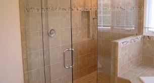 shower noteworthy shower designs with glass tile horrifying