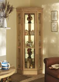 Corner Display Cabinet With Storage Display Cabinets Dining Room Furniture Edgarpoe Net