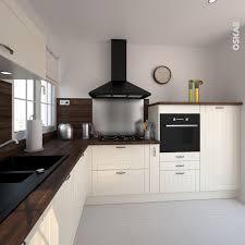 cuisine couleur ivoire cuisine classique couleur ivoire ouverte sur le séjour meubles avec