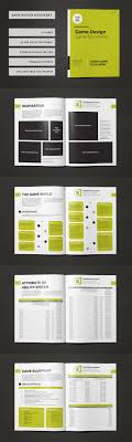 Business Requirements Document Template Pdf Best 25 Game Design Document Template Ideas On Pinterest