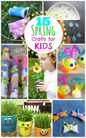 15 spring kids crafts perfection pending