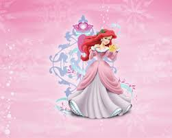 cartoon princess free ppt backgrounds for your powerpoint templates