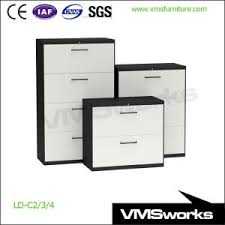 Lateral Office File Cabinets China Pull Handle 2 3 4 Drawer Size Lateral Office File