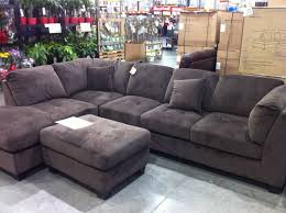 Sectional Sofa Grey Leather Reclining Sofa Euro Lounger Costco Couch Grayional