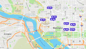 George Washington University Map by See How Adquick Proved A 594 Roi For Orange Theory Fitness Using