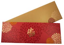 hindu wedding invitation hindu wedding invitation in with flower design