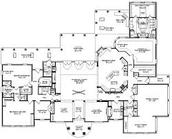simple four bedroom house plans floor plan for one house simple 1 floor house plans one