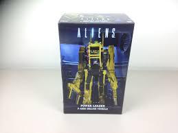 alien power loader p 5000 deluxe vehicle movie neca aliens